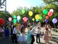 Выпускной бал в нашем детском саду