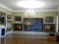 Экскурсия в картинную галерею им. И.К.Айвазовского