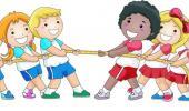 Спортивные развлечения в детском саду