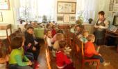 Экскурсия в библиотеку им. С.М. Пивоварова.